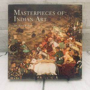 Masterpieces of Indian Art 144 page hardback book